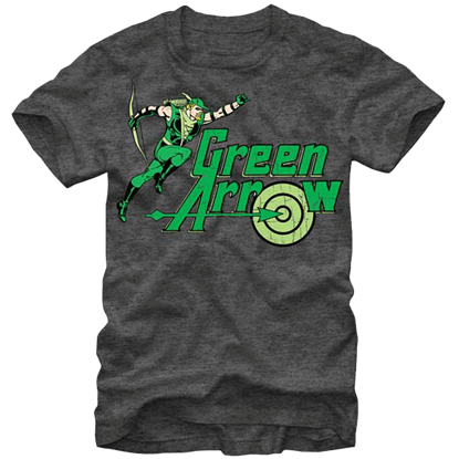 Green Arrow Bullseye T-Shirt