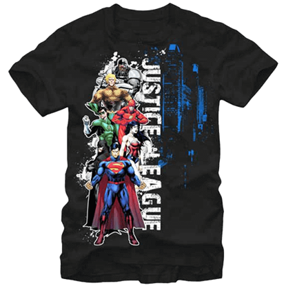 Justice League Assembled T-Shirt