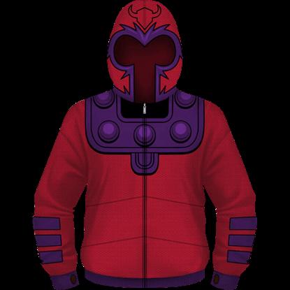 Magneto Uniform Hoodie