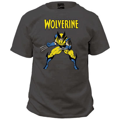Classic Wolverine T-Shirt