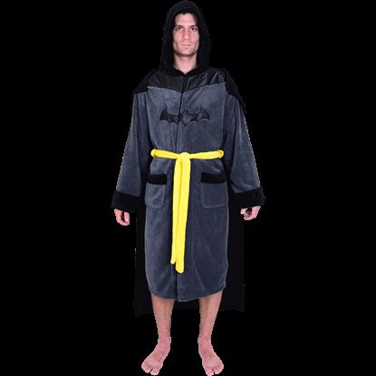 DC Batman Robe with Cape