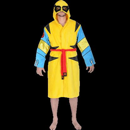 Marvel Hooded Wolverine Robe