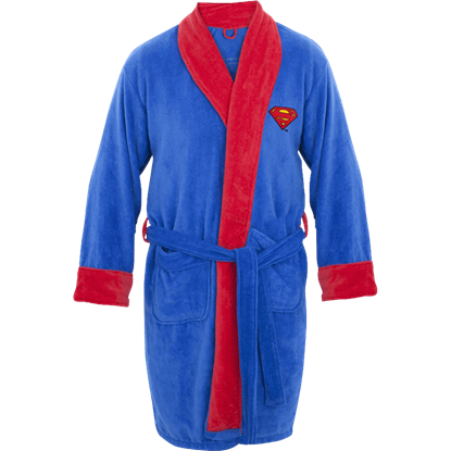 DC Superman Fleece Robe
