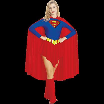 Womens Classic Supergirl Costume