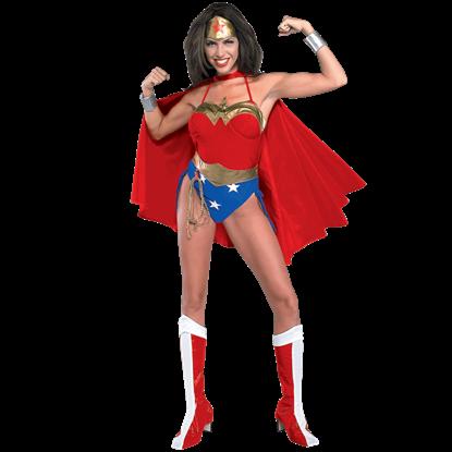 Adult Wonder Woman Classic Costume