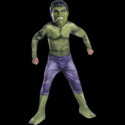 Boys Age of Ultron Hulk Costume