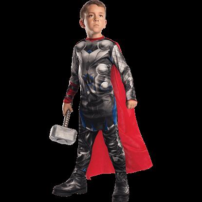 Boys Age of Ultron Thor Costume
