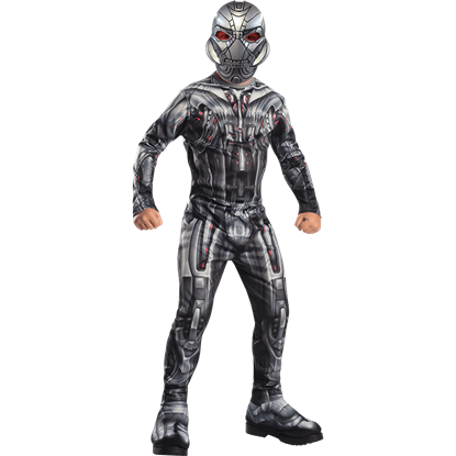 Boys Avengers 2 Ultron Costume