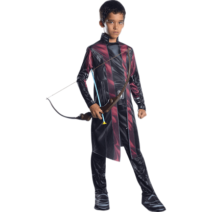 Boys Age of Ultron Hawkeye Costume