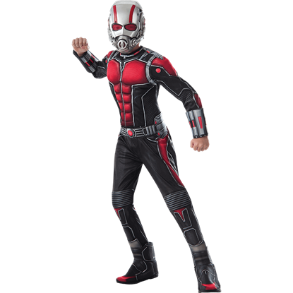 Boys Deluxe Ant-Man Costume