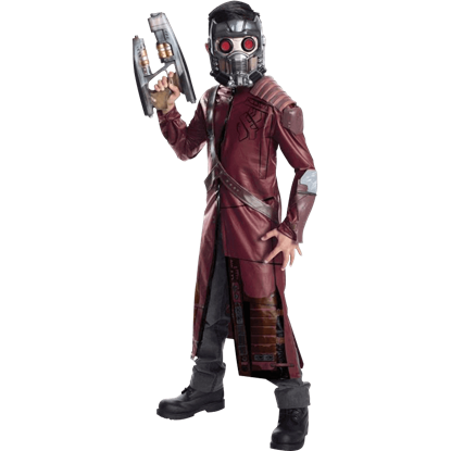 Kids Deluxe Star-Lord Costume