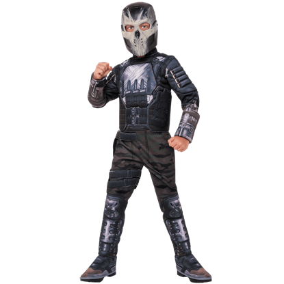 Kids Deluxe Crossbones Costume