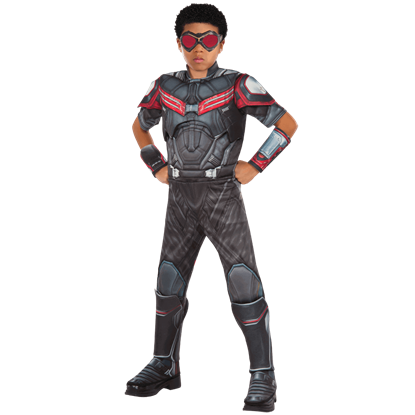 Kids Marvel Civil War Deluxe Falcon Costume
