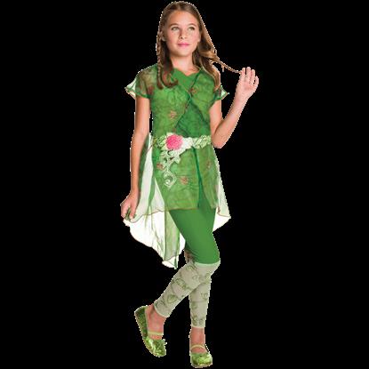 Deluxe DC Superhero Girls Poison Ivy Costume