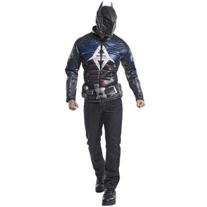 Adult Deluxe Arkham Knight Costume Set