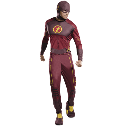 Adult Flash Costume