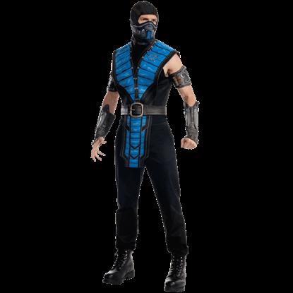 Adult Sub-Zero Tabard Costume
