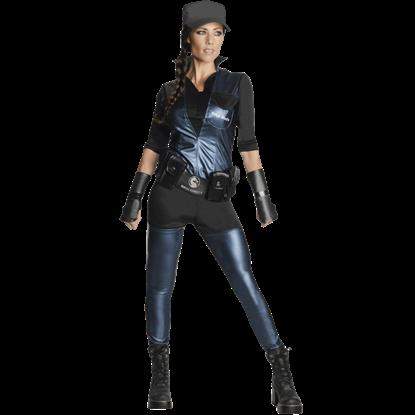 Adult Sonya Blade Deluxe Costume