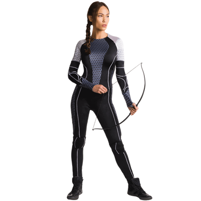 Adult Catching Fire Katniss Costume