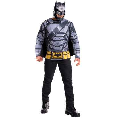 Adult Armoured Batman Costume Set