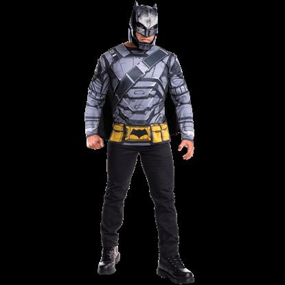 Adult Armoured Batman Costume Set