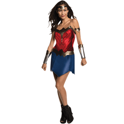 Adult Dawn of Justice Wonder Woman Costume