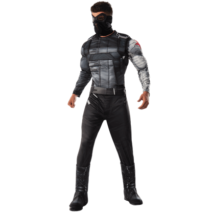 Adult Civil War Deluxe Winter Soldier Costume