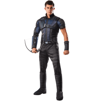 Adult Civil War Deluxe Hawkeye Costume
