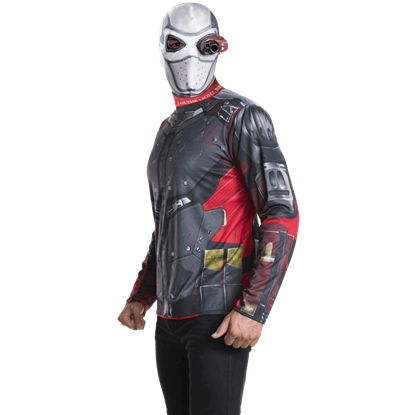 Adult Deadshot Costume Kit