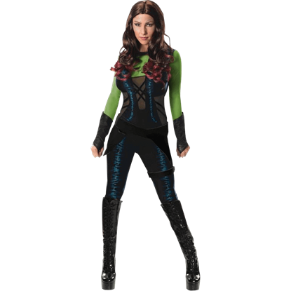 Adult Gamora Costume