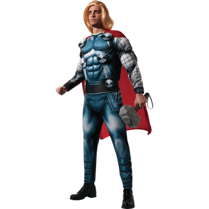 Adult Marvel Deluxe Thor Costume
