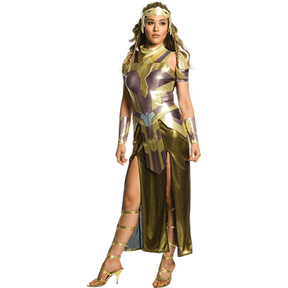 Adult Deluxe Queen Hippolyta Costume