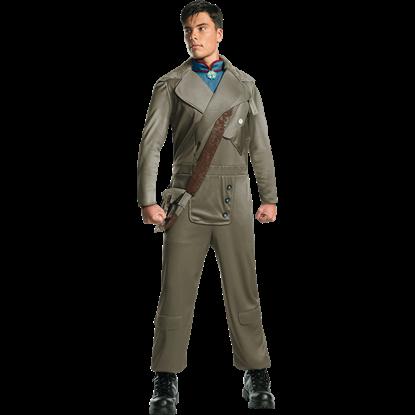 Adult Deluxe Steve Trevor Costume