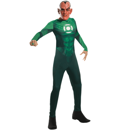 Adult Sinestro Costume