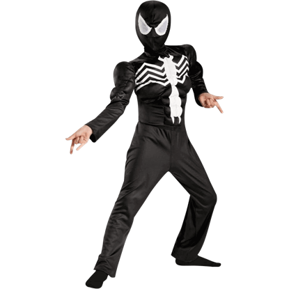 Kids Deluxe Spider-Man Venom Costume