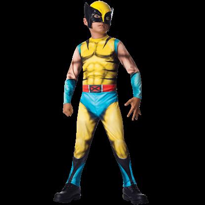 Kids Wolverine Costume