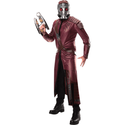 Adult Deluxe Star-Lord Costume