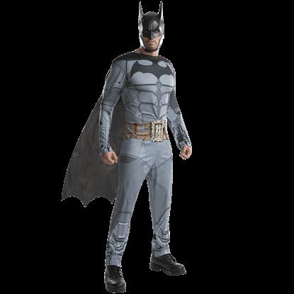 Adult Arkham Batman Costume