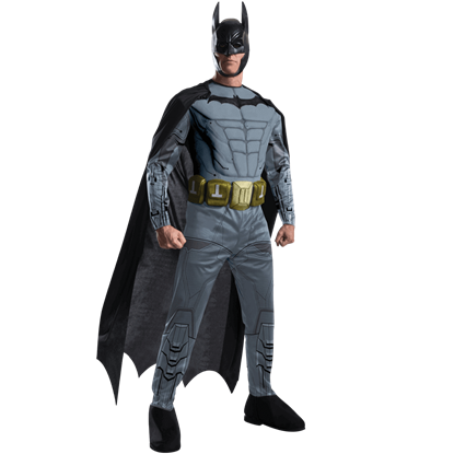 Adult Arkham Deluxe Batman Costume