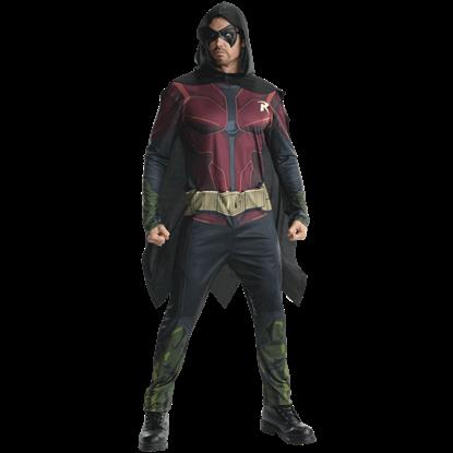 Adult Arkham Robin Costume