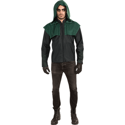 Mens Deluxe Arrow Costume