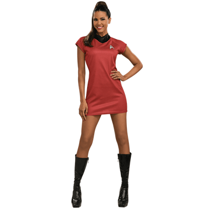 Star Trek Into Darkness Uhura Costume