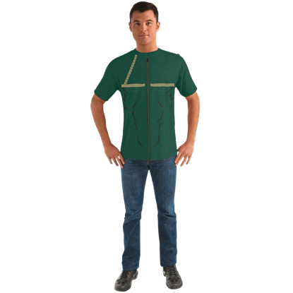 Adult Green Arrow Uniform T-Shirt