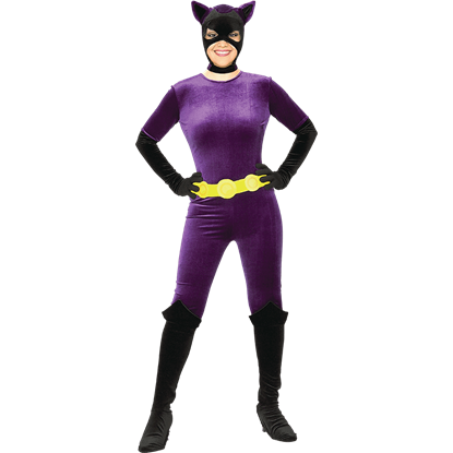 Gotham Girls Adult Catwoman Costume