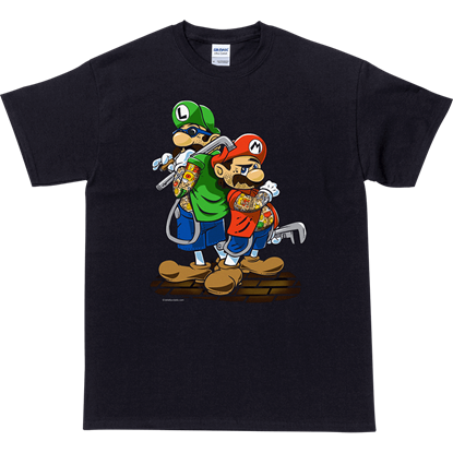 Super Barrio Brothers T-Shirt