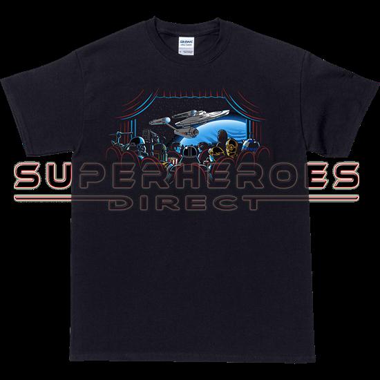 Movie Watchers T-Shirt