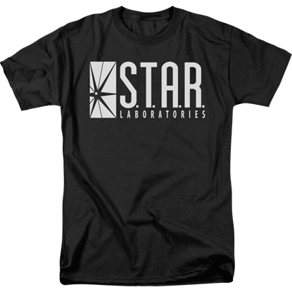 The Flash S.T.A.R. Laboratories T-Shirt