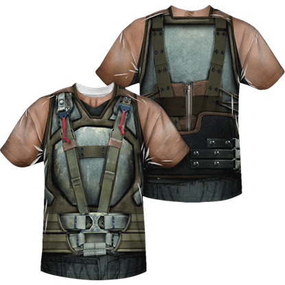 Bane Suit Wraparound T-Shirt