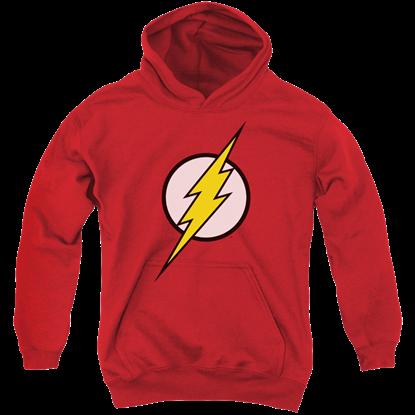Kids Classic Flash Logo Hoodie