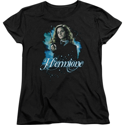Harry Potter Hermione Ready Womens T-Shirt